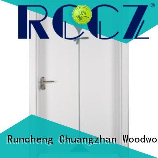 eco-friendly standard bedroom door durability Supply for indoor