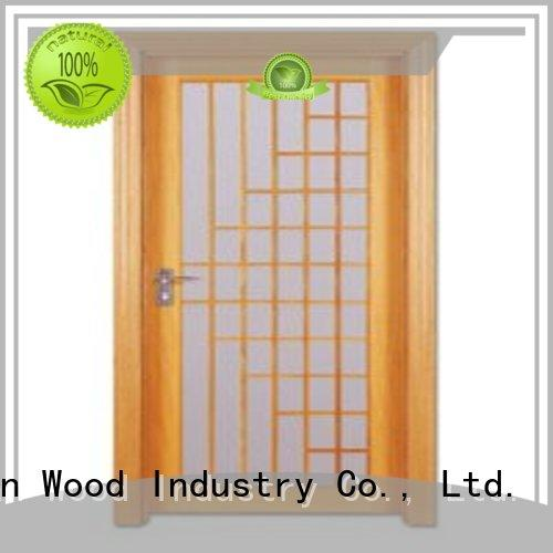 Runcheng Chuangzhan Brand door good quality new bedroom door manufacture