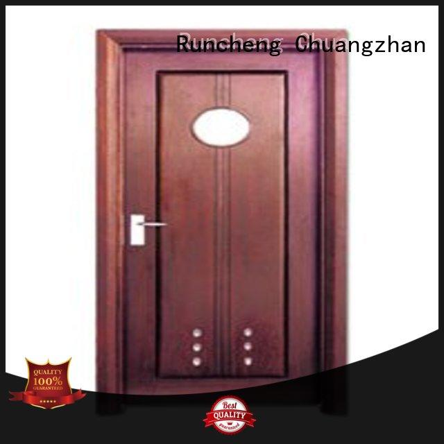 wholesale modern bathroom door bathroom Runcheng Chuangzhan company
