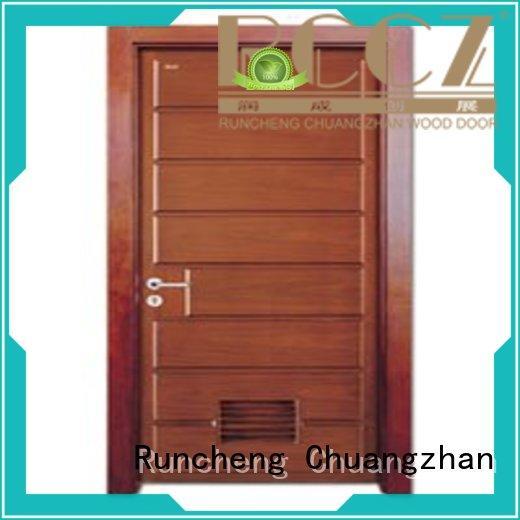 Runcheng Chuangzhan attractive bathroom door design wholesale for indoor