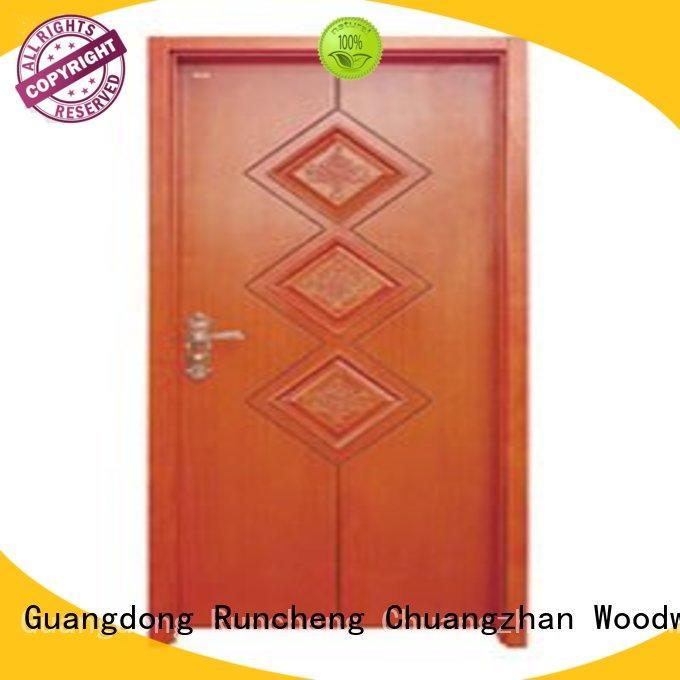 Runcheng Chuangzhan door standard bedroom door company for hotels