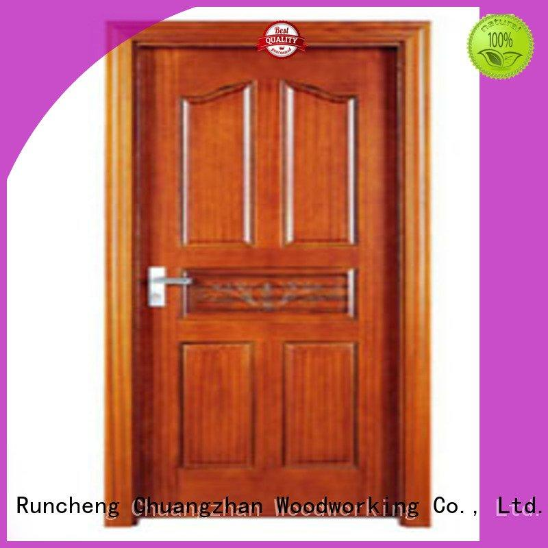Runcheng Woodworking Brand bedroom door bedroom design