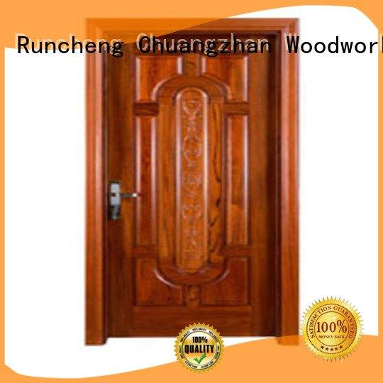 Runcheng Woodworking Brand door new bedroom door