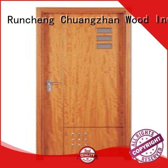 modern wooden flush door design supplier for indoor