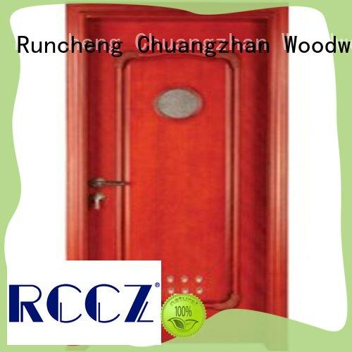Runcheng Chuangzhan high-grade new bathroom door supplier for villas