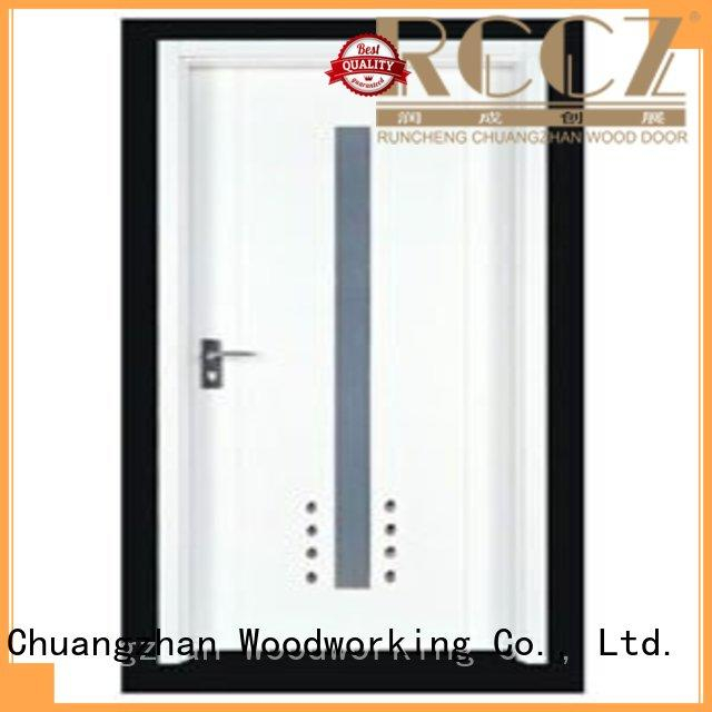 flush mdf interior wooden door durable flush wooden flush door manufacture
