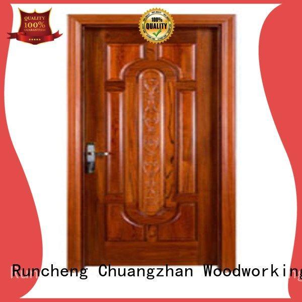 Runcheng Woodworking bedroom bedroom design door