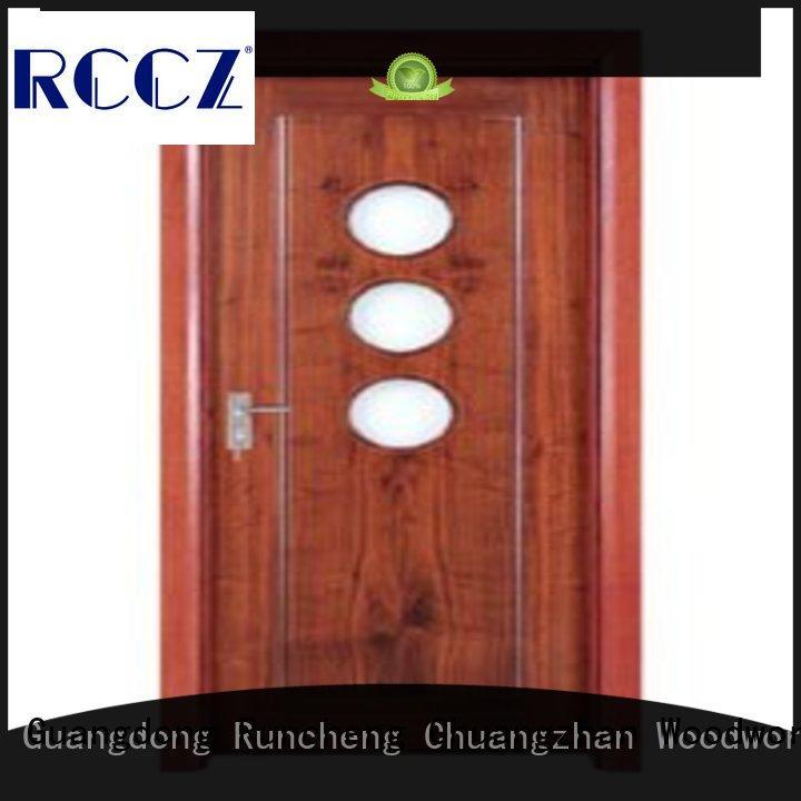 Runcheng Chuangzhan consummate internal glazed doors wholesale for offices