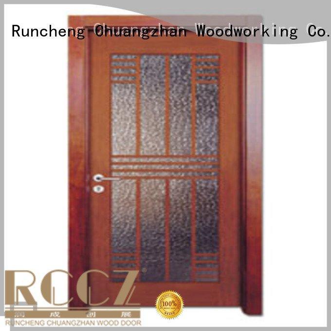 OEM wooden double glazed doors door glazed wooden glazed front doors