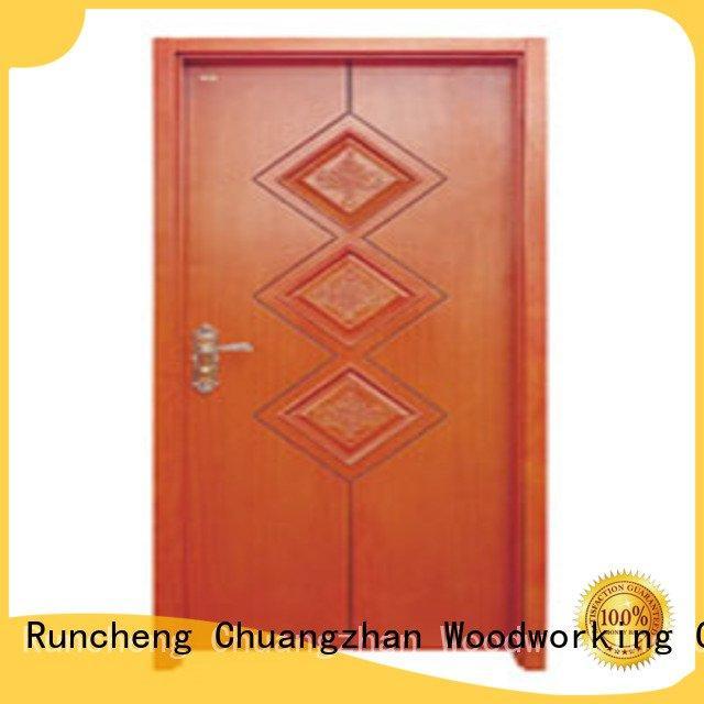 door bedroom Runcheng Woodworking new bedroom door