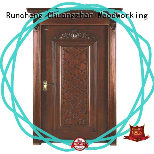 eco-friendly folding doors wooden wholesale for hotels