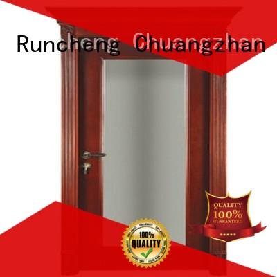 eco-friendly solid wood compound door classic manufacturers for villas