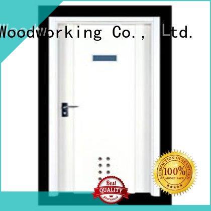 Runcheng Woodworking Brand hot selling door flush flush mdf interior wooden door