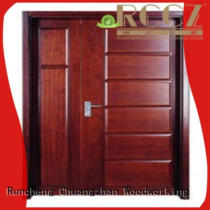Runcheng Chuangzhan eco-friendly composite wood supplier for indoor