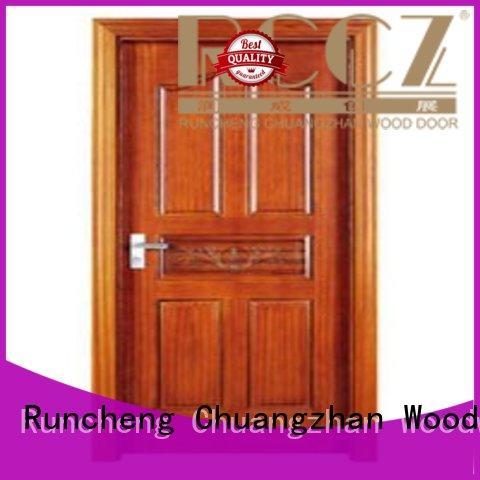Top solid bedroom doors door suppliers for hotels