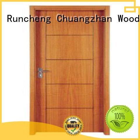 plywood flush internal doors hot selling wooden flush door flush company