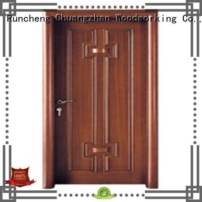 door good quality bedroom doors for sale Runcheng Woodworking manufacture