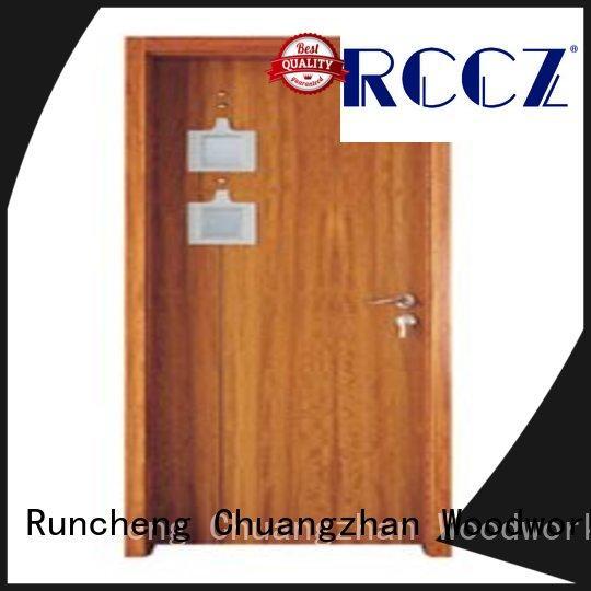 Runcheng Chuangzhan high-grade internal glazed doors series for homes