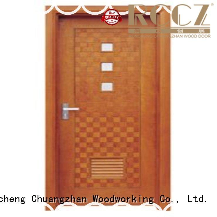 Runcheng Chuangzhan durability bathroom door replacement supplier for homes
