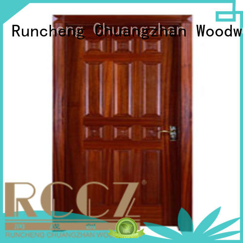 Custom bedroom new bedroom door door Runcheng Woodworking