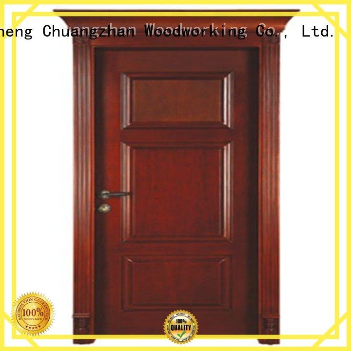 Runcheng Chuangzhan attractive composite doors uk factory for hotels