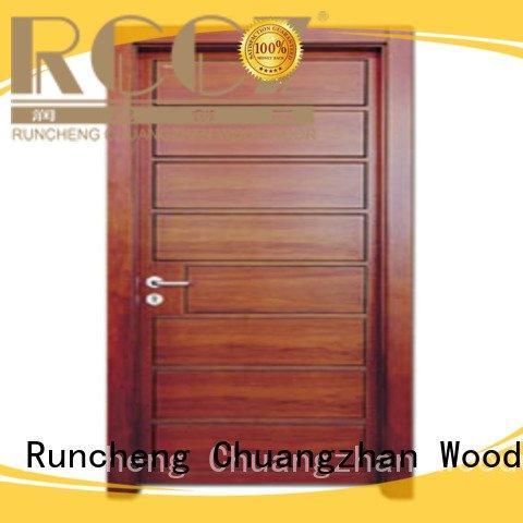 Runcheng Woodworking bedroom door new bedroom door door door