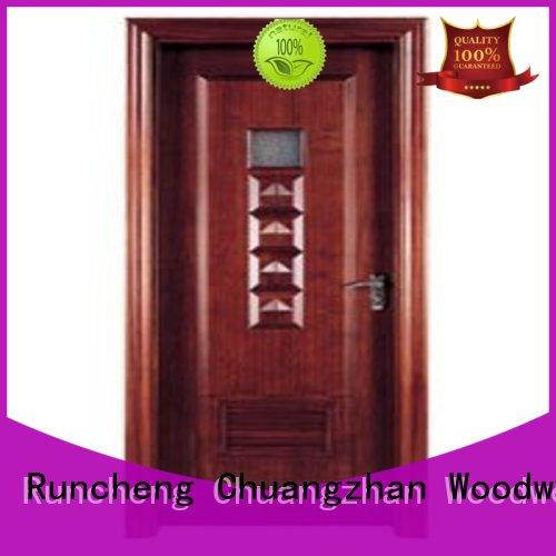 Runcheng Chuangzhan eco-friendly bathroom door price for business for homes