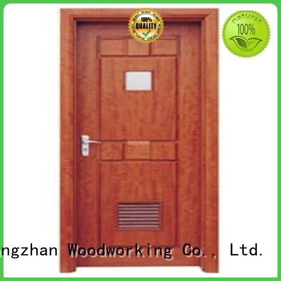 Runcheng Woodworking Brand bathroom wholesale door door bathroom door