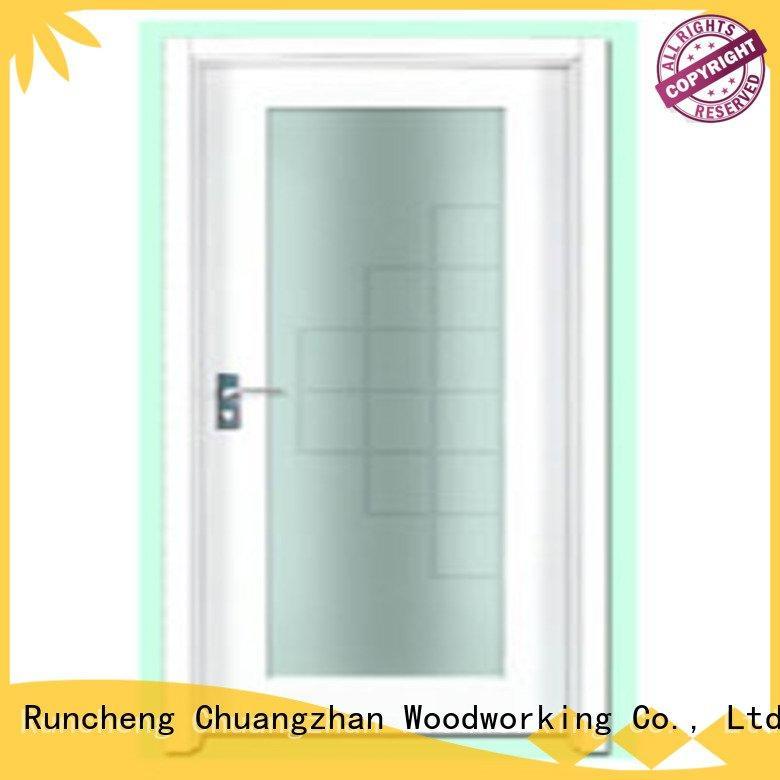 OEM flush mdf interior wooden door pp001 pp0033 pp0023 wooden flush door