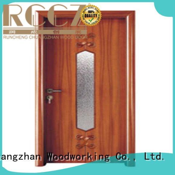 Custom glazed wooden double glazed doors door wooden glazed front doors