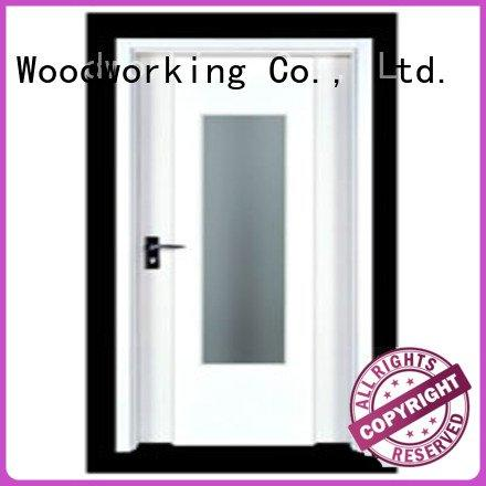 door flush flush flush Runcheng Woodworking flush mdf interior wooden door