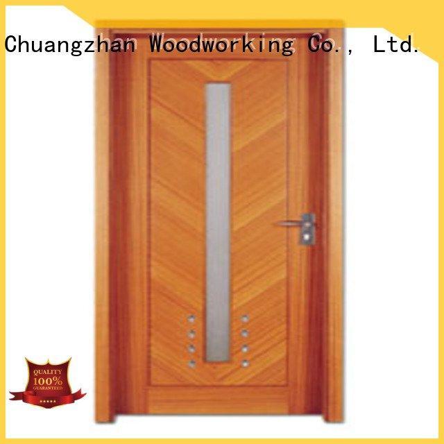 OEM flush mdf interior wooden door pp007 pp001 pp004 wooden flush door