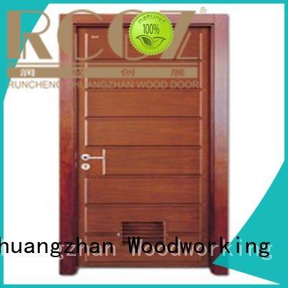 Runcheng Chuangzhan high-grade bathroom doors for sale Supply for indoor
