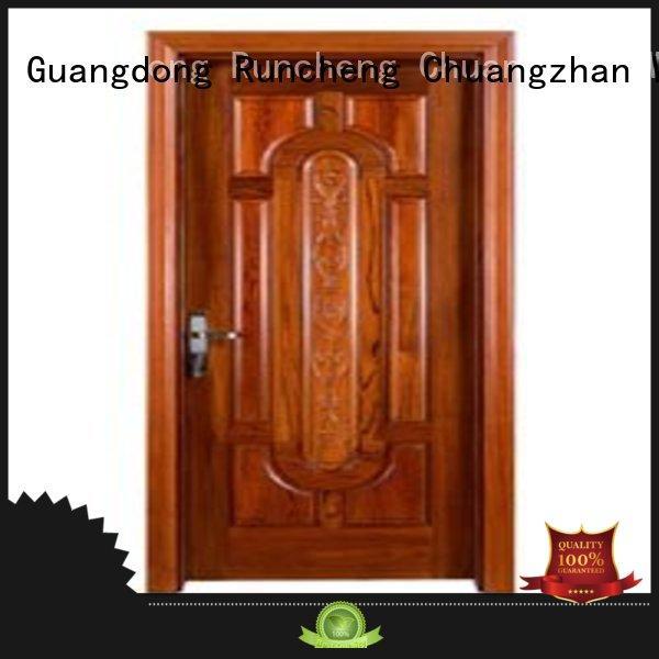 Runcheng Chuangzhan door new bedroom door factory for indoor