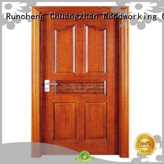 Hot bedroom design door Runcheng Woodworking Brand