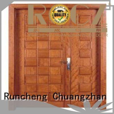 attractive double front doors durability company for hotels