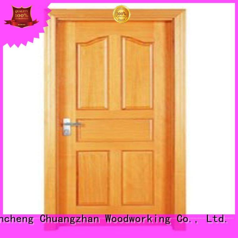 door durable flush Runcheng Woodworking Brand plywood flush internal doors factory