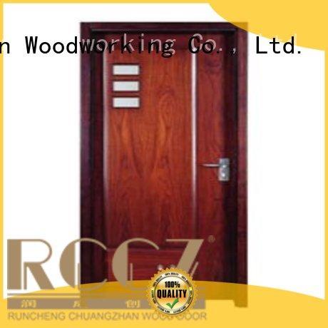 hot selling door wooden flush door flush Runcheng Woodworking