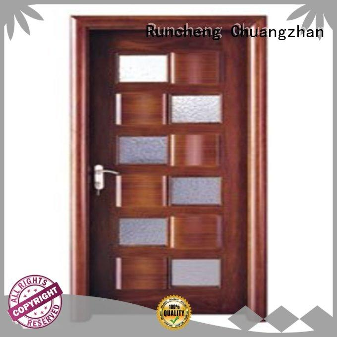 durability wooden double glazed doors durability factory for homes