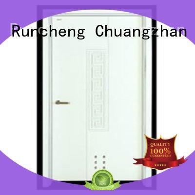 Runcheng Chuangzhan reliable hardwood flush door series for offices