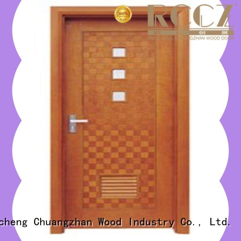 door hot selling wooden flush door Runcheng Chuangzhan Brand