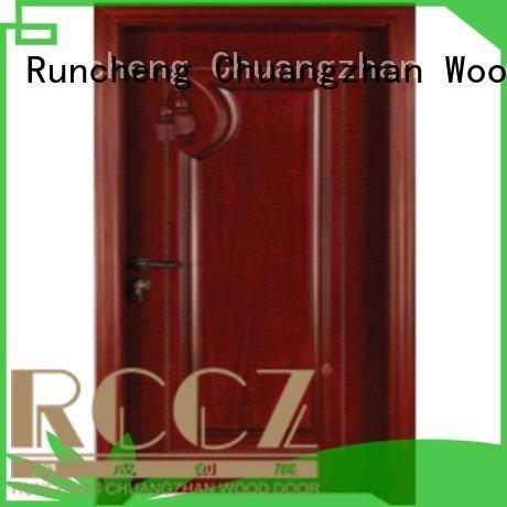 Runcheng Woodworking Brand bedroom x033 s007 bedroom wooden interior door pure