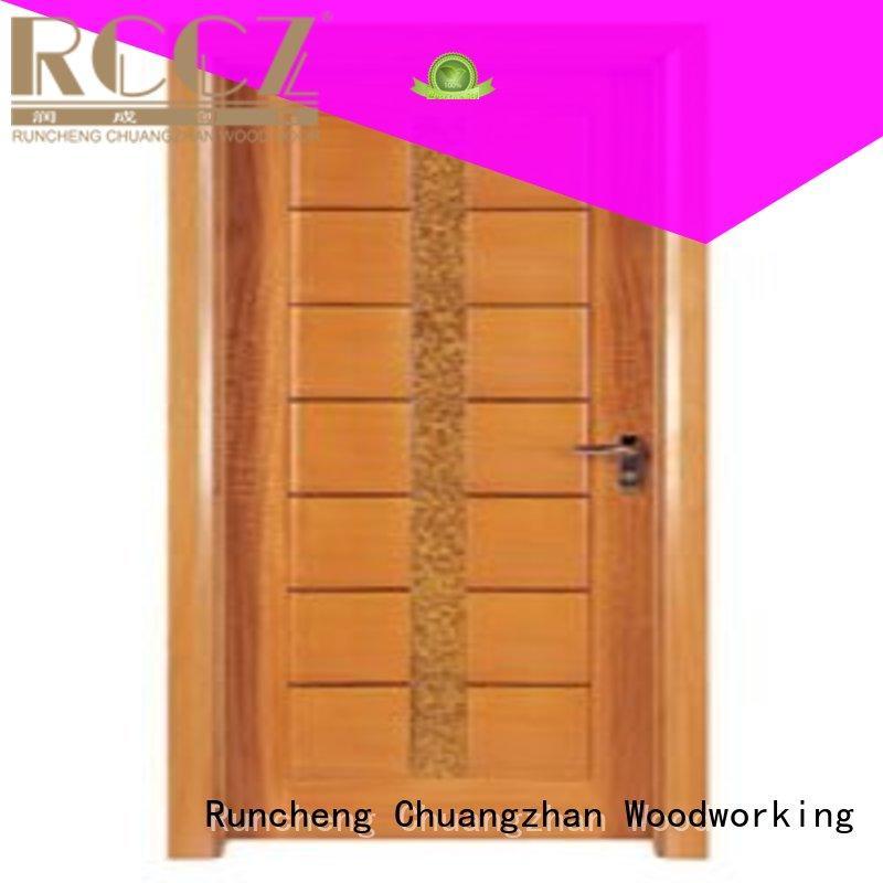 Runcheng Chuangzhan bedroom custom bedroom doors manufacturers for hotels