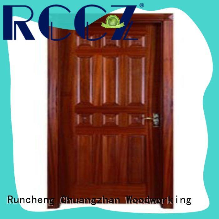 Runcheng Chuangzhan door bedroom doors price manufacturers for indoor