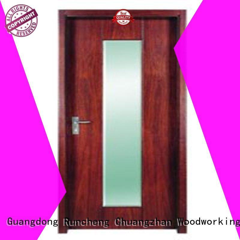 modern wooden flush door manufacturers popular supplier for indoor