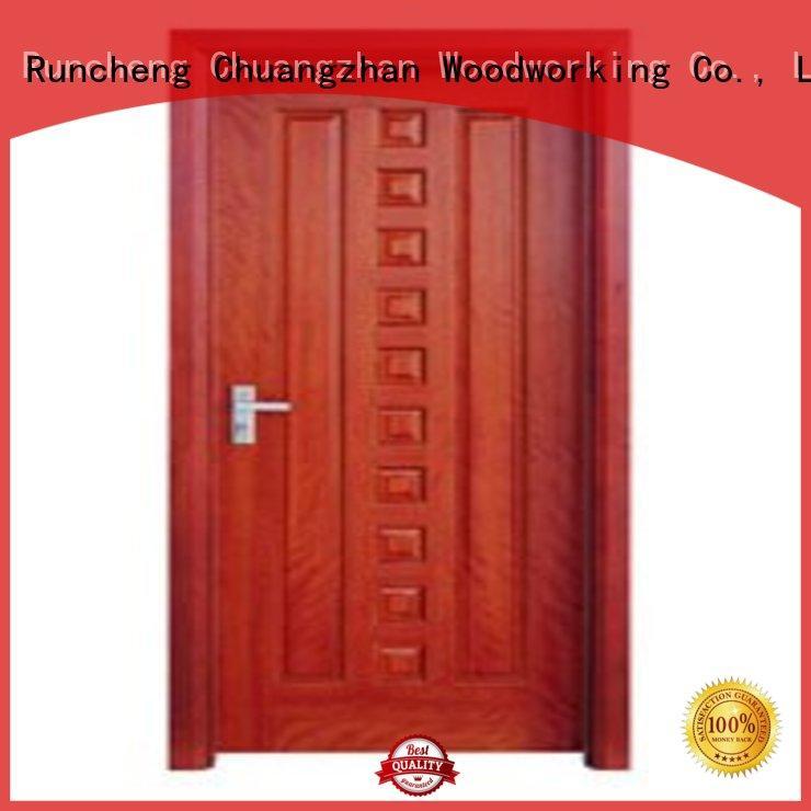 hot selling durable flush Runcheng Woodworking Brand wooden flush door