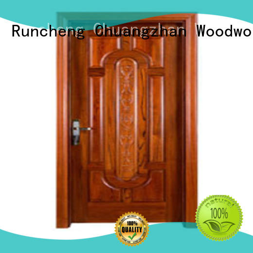 Runcheng Woodworking Brand door new bedroom door bedroom factory