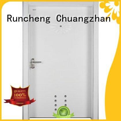 Runcheng Chuangzhan high-grade internal bathroom door Supply for homes