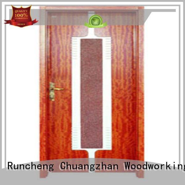 bedroom design bedroom door door door Runcheng Woodworking