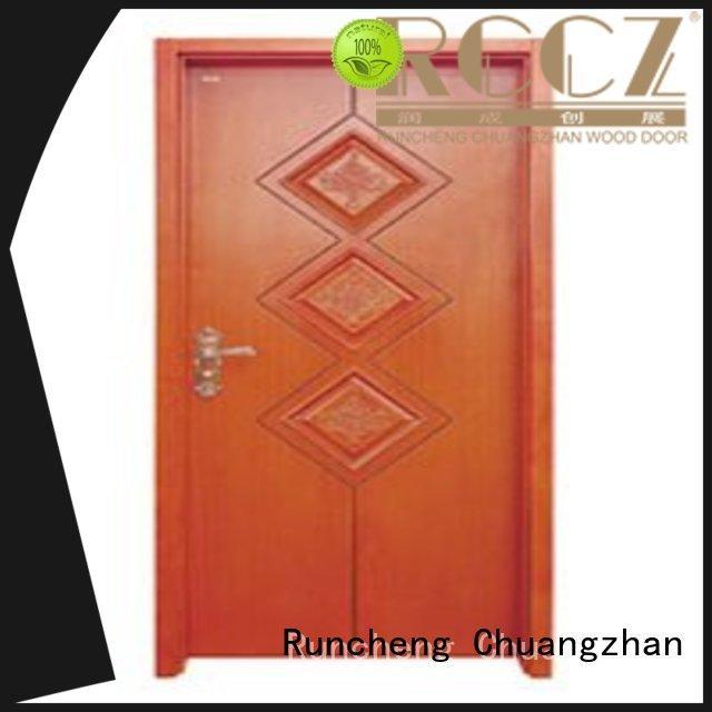 Runcheng Chuangzhan door standard bedroom door supplier for offices